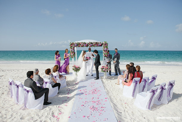 Real wedding bahamas wedding planner magazine jonathan mavila photography 0021 junglespirit Gallery