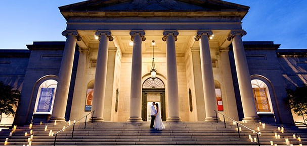 Creating a Masterpiece: 5 Things You Should Know About Museum Weddings