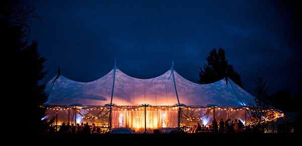 Tented Weddings & Events—Bringing the Indoors Out